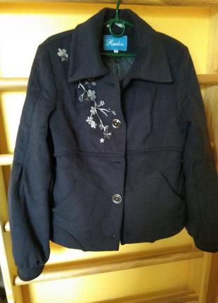 Зимнее пальто raslov с нюансом
