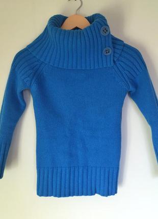 Шерстяной свитер р. xs