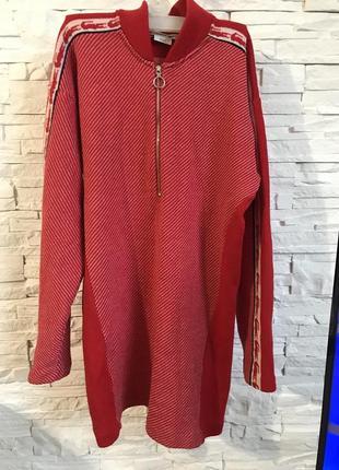 Продам свой удлиненный свитер от lacoste 100% мериносовая шерсть