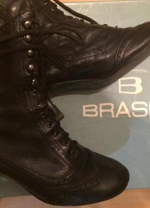 Ботинки утеплённые braska