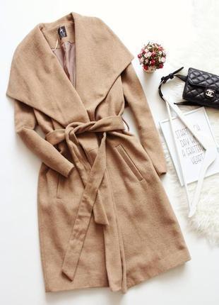 Пальто халат camel atmosphere