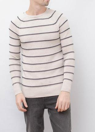 Качественный хлопковый свитер