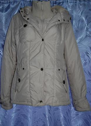 Куртка -пуховик женский amisu