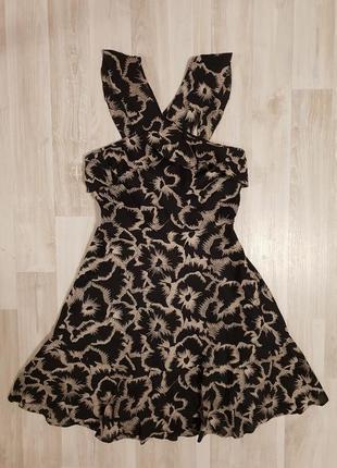 Летнее платье banana republic, размер s-m