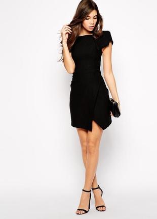 Брендовое качественное платье vesper с сайта asos