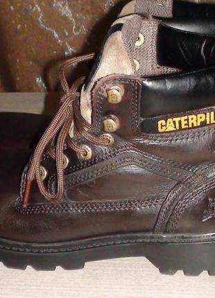 Caterpillar - шкіряні черевики. р- 43 (28.5см)
