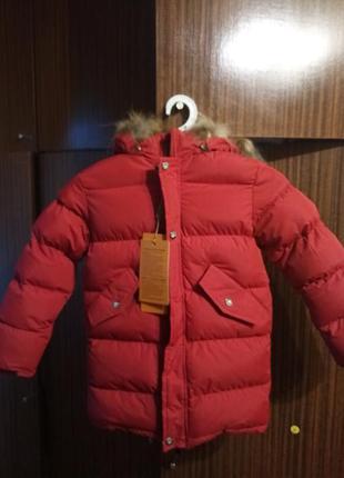 Куртка зимняя zuzzi италия