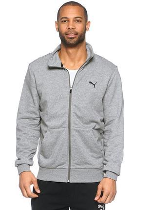 Джемпер на молнии puma ess sweat jacket tr р. xxl оригинал