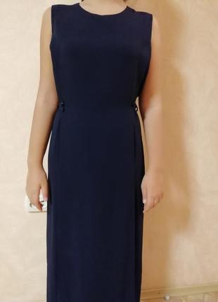 Коктейльное платье1