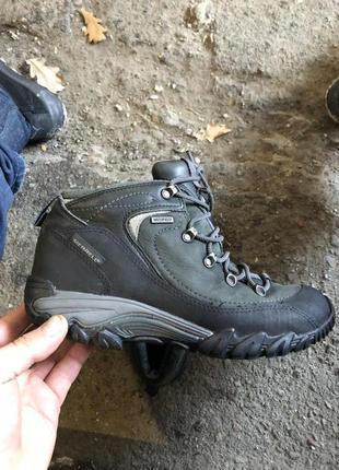 Ботинки merrell waterproof