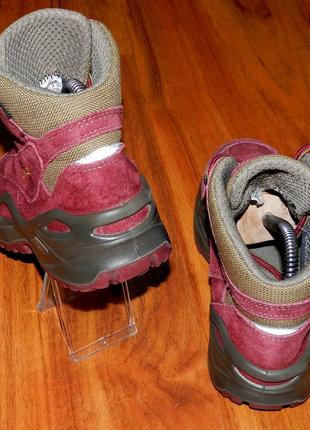 Lowa! оригинальные, кожаные, невероятно крутые термо ботинки4