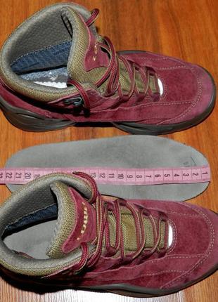 Lowa! оригинальные, кожаные, невероятно крутые термо ботинки5
