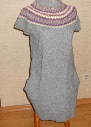 Платье-туника р.12-14