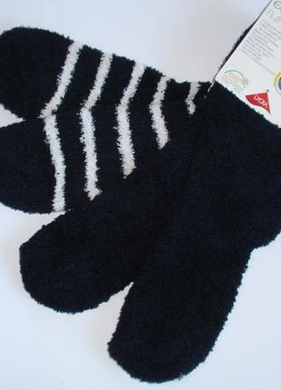 Комплект 2 пары - теплые мягкие носки женские esmara - германия р. 35-42