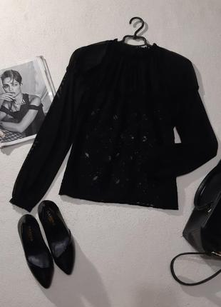 Шикарная блуза. размер s