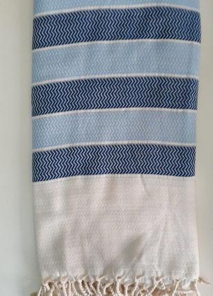 Полотенце турецкое