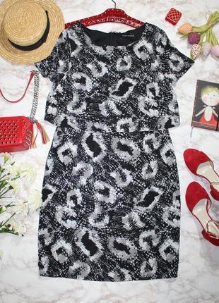Обнова! платье миди интересная спинка фасон футляр новое бренд