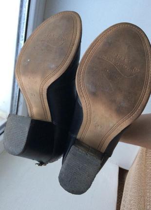 Ботинки/ ботильоны на каблуке5