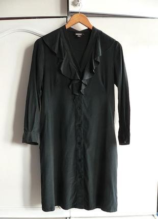 Платье-рубашка dkny размер s
