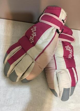 Дарую рукавички дитячі thinsulate лижні/сноуборд