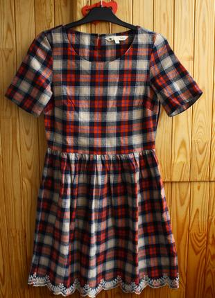 Мягкое приятное платье yumi