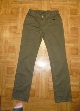 9da5c7d4c5b Шикарного цвета и покроя прямые(в обтяжку) джинсы стрейчевые осень-весна