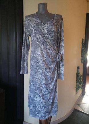 Комфортное,красивое платье большого размера 54-58 р