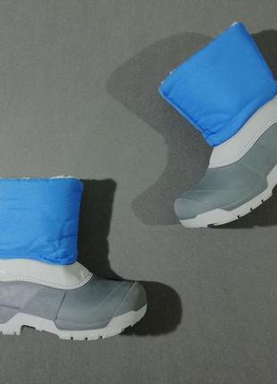 Зимние термо-ботинки полусапоги quechua