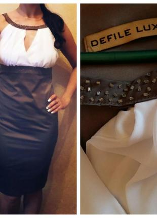 Платье  фирмы defile lux, s