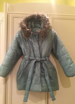 Зимнее пальто. зимняя куртка