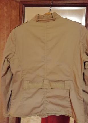 Котоновый пиджак2