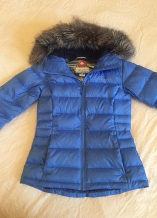 Пуховик куртка columbia omni-heat
