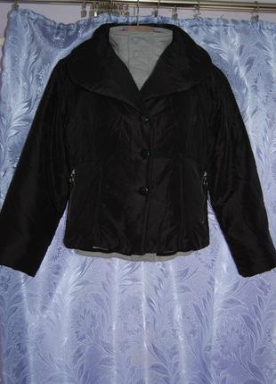 Куртка -пуховик женская