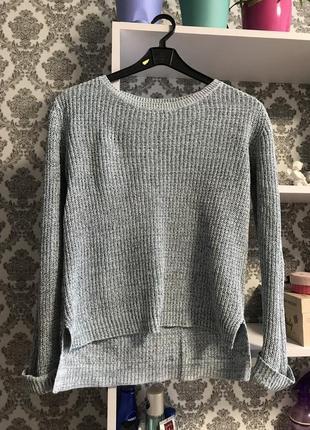 Вязаная кофта, свитер, свитшот