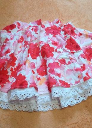 Пишна юбка 3-5років