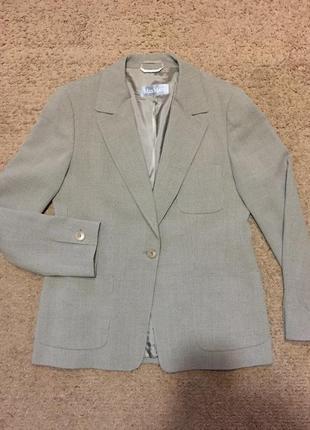Стильный пиджак жакет max mara оригинал