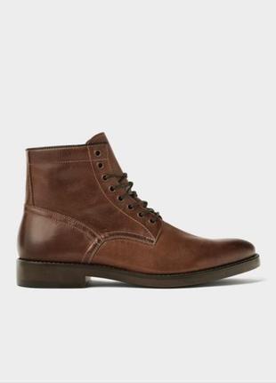 Мужские ботинки Zara 2019 - купить недорого мужские вещи в интернет ... e2a06a59e6734