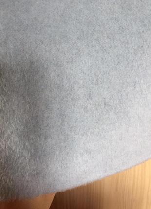 Новая шерстяная теплая юбка голубо-серая laura ashley 12рр5 фото