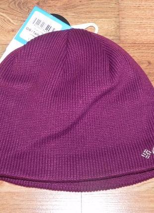 Оригинал новая шапка columbia с omni-heat.