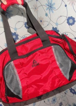 Мужская спортивная сумка peak