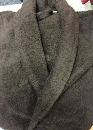 Махровый халат турция 100% хлопок