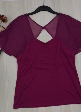 Р xl-xxl красивая блуза, футболка !