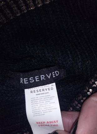 Шапочка reserved3 фото