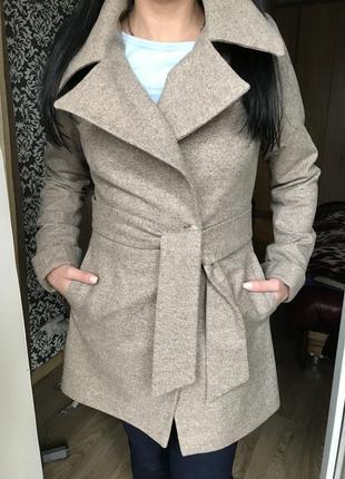 Пальто natiso шерсть