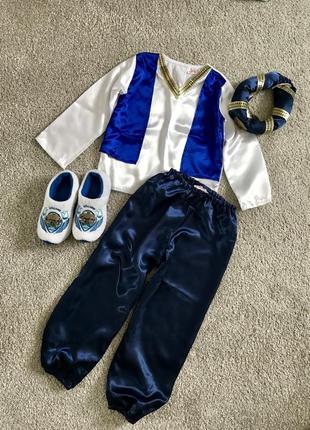 Карнавальный костюм 4-6 лет. аладдин, принц, шейх, царь, факир.