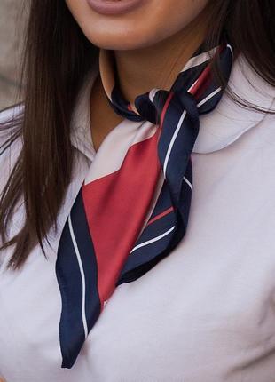 Платок на шею stradivarius/ платок на сумку