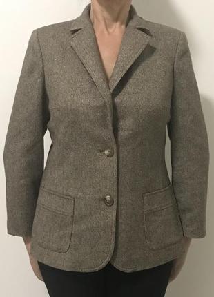 Женский шерстяной пиджак alfani