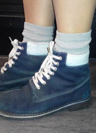 6d463fc9d825 Ботинки тимберленд (Timberland) с мехом, женские 2018 - купить ...