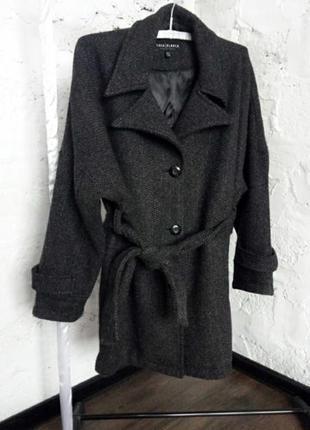 Трендовое пальто бойфренд  casablanka
