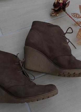 Р 39 стелька 25 см кожаные туфельки !